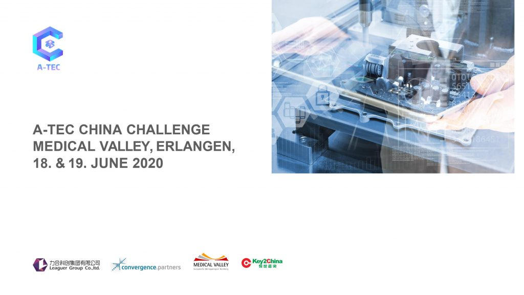 Invite to joine A-tec China Challenge